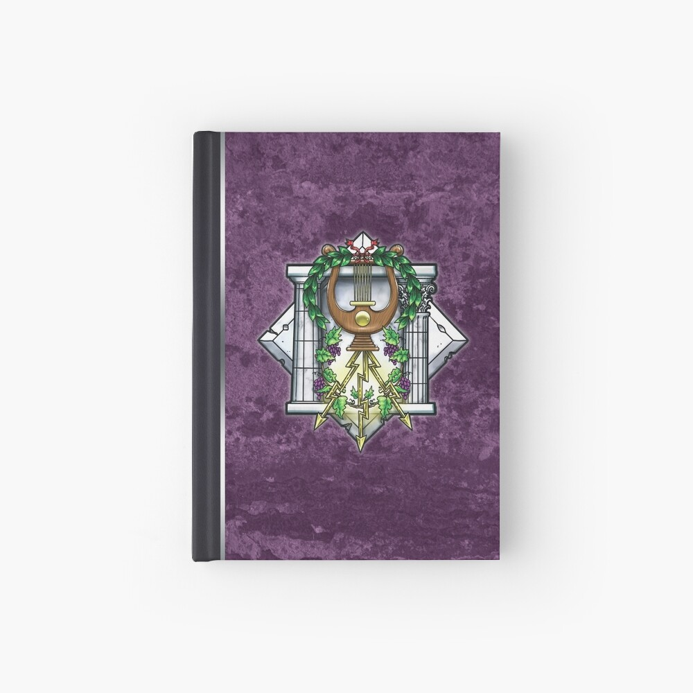 Scion Pantheon: Theoi Hardcover Journal
