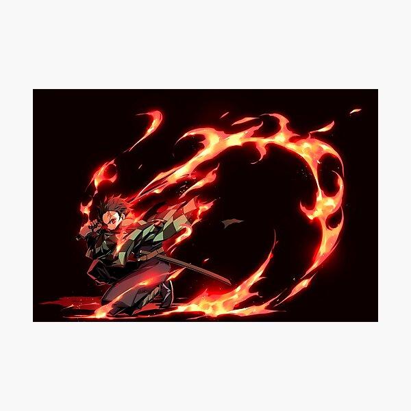 Demon Slayer, Kimetsu no yaiba - 17 Photographic Print
