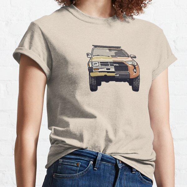 Toyota 4Runner Past and Present Design Classic T-Shirt