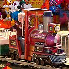 ACS Train Girl by Sharon Robertson