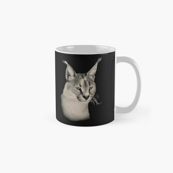 Caracal Wild Cat for Cat Lovers Classic Mug