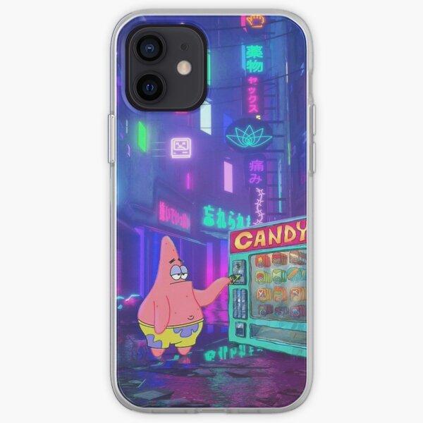 SpongeBob Squarepants aesthetic | vending machine iPhone Soft Case