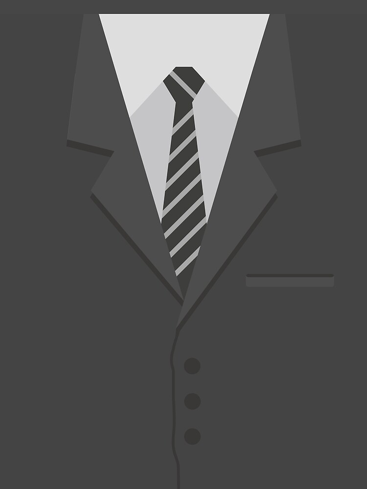 Suit - Casual Friday every day by andyrenard