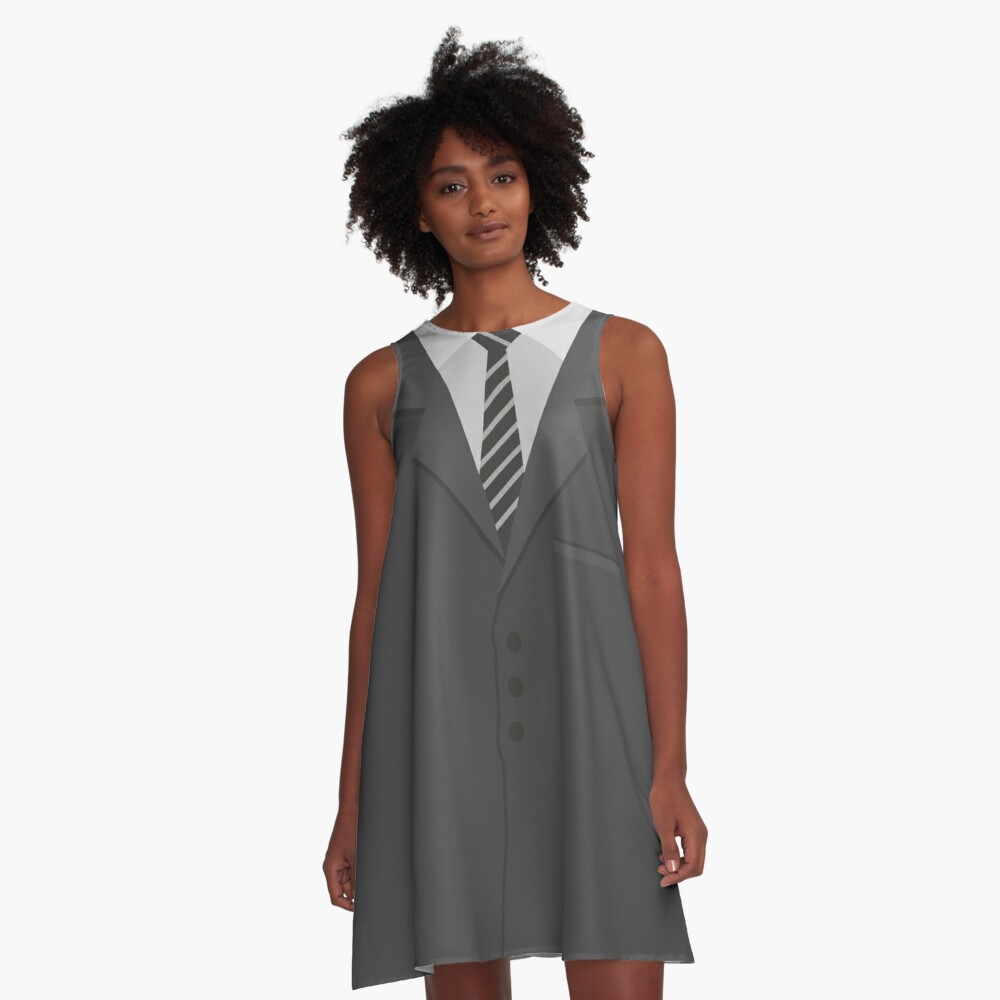 Suit - Casual Friday every day A-Line Dress