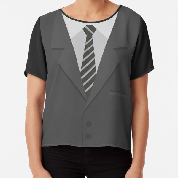 Suit - Casual Friday every day Chiffon Top
