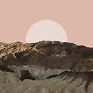 Pink Sunset by Zeke Tucker