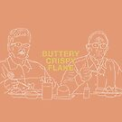 Buttery Crispy Flake by Zeke Tucker