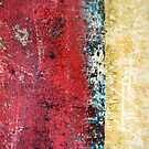 Boat Abstract by Catherine Hadler