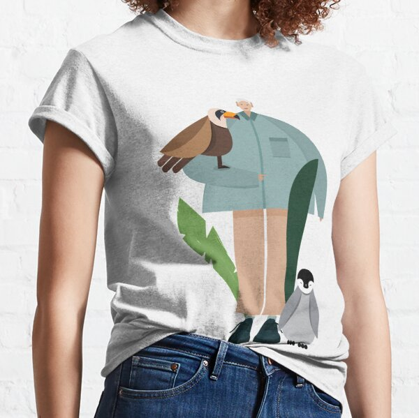 David Attenborough Classic T-Shirt