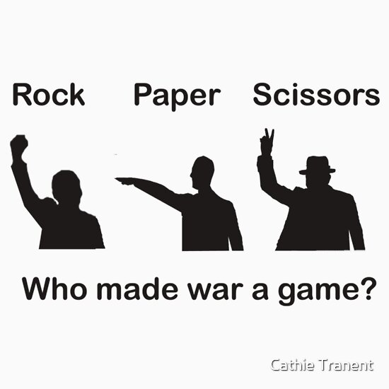 TShirtGifter presents: Rock Paper Scissors