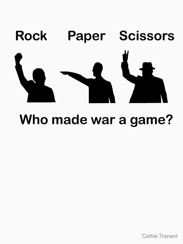 Rock Paper Scissors by CathieT