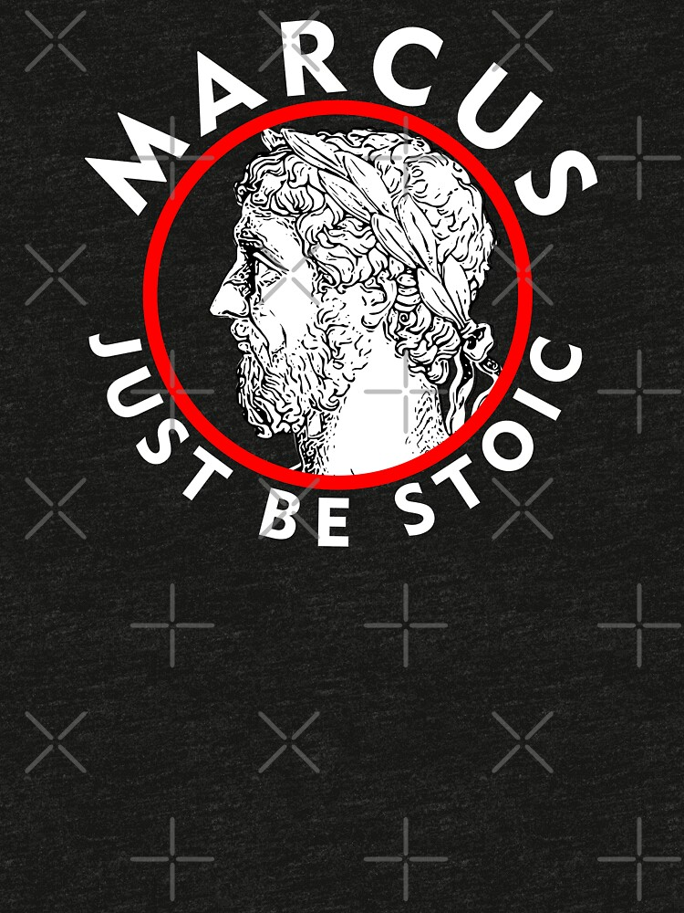 Marcus - Just Be Stoic - v1 by StoicMagic