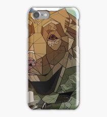 Nova Scotia Geometric iPhone Case/Skin