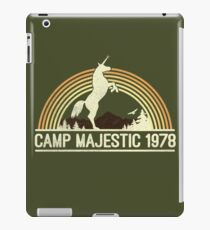 CAMP MAJESTIC  iPad Case/Skin
