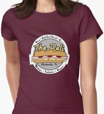 The Deli Women's Fitted T-Shirt