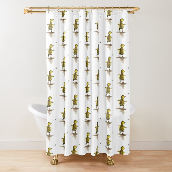 Catching Fast Food Shower Curtain