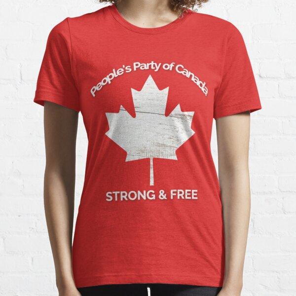 Volkspartei von Kanada Essential T-Shirt