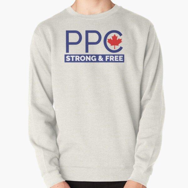 PPC Strong & Free Pullover Sweatshirt