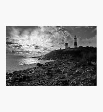The Montauk Lighthouse Photographic Print