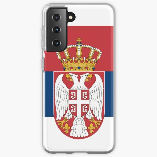 Flag of Serbia Samsung Galaxy Soft Case