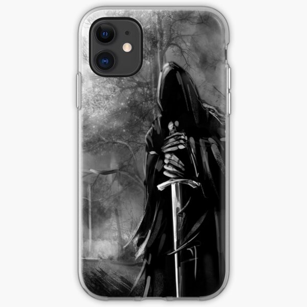 coque iphone 8 lord of the rings nazgul