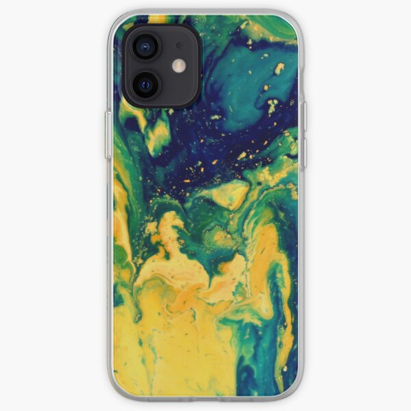 Abstract Magic 49 iPhone Soft Case