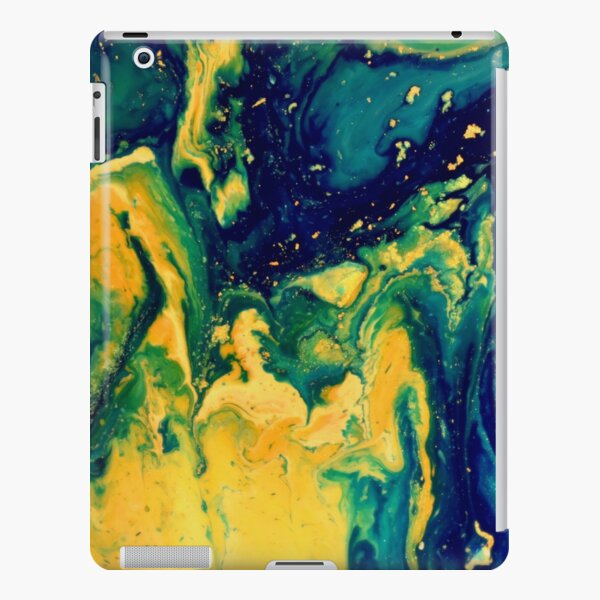 Abstract Magic 49 iPad Snap Case