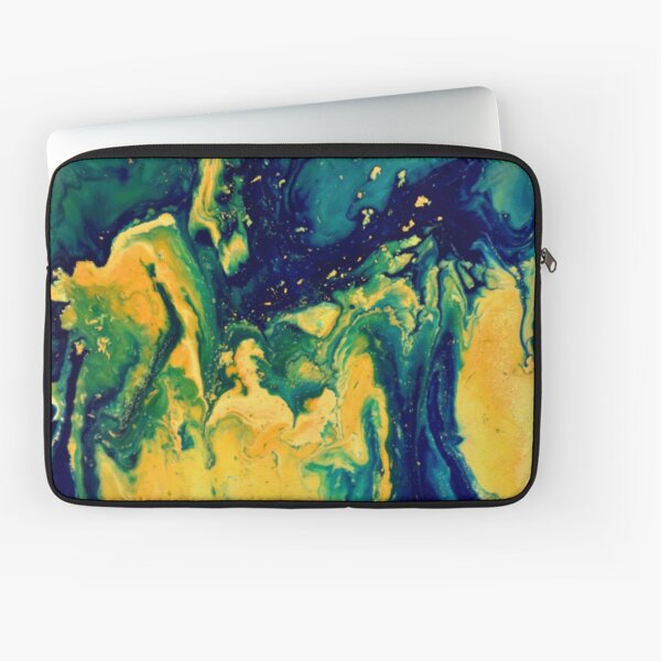 Abstract Magic 49 Laptop Sleeve