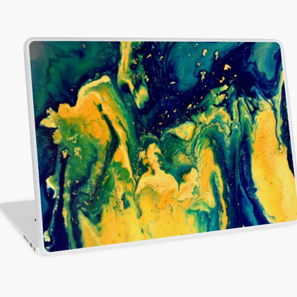 Abstract Magic 49 Laptop Skin