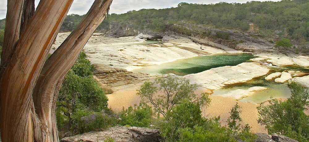 """""""Pedernales Falls State Park, Texas"""" by mikeleblanc ..."""