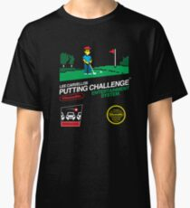 Lee Carvellos Putting Challenge Classic T-Shirt
