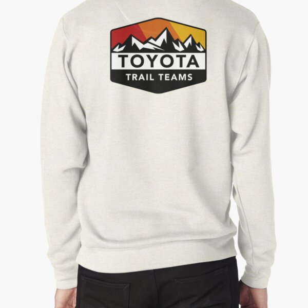 Toyota Trail Teams Colors Mountain Badge (unofficial) Pullover Sweatshirt