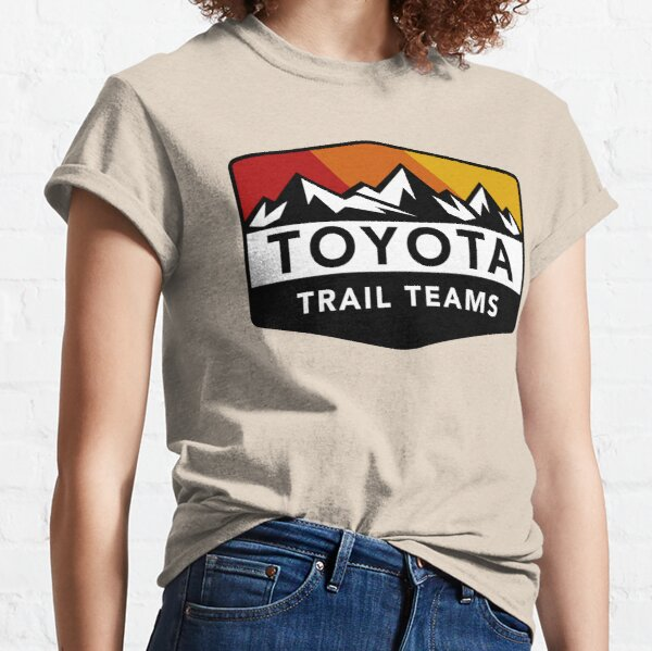 Toyota Trail Teams Colors Mountain Badge (unofficial) Classic T-Shirt