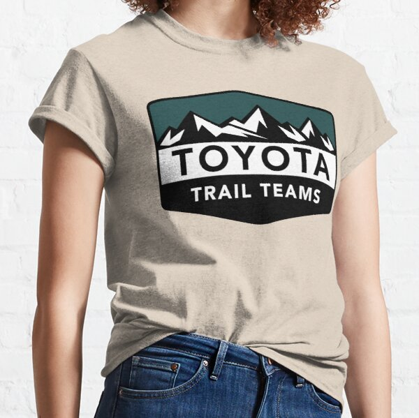 Copy of Toyota Trail Teams Green Mountain Badge (unofficial) Classic T-Shirt