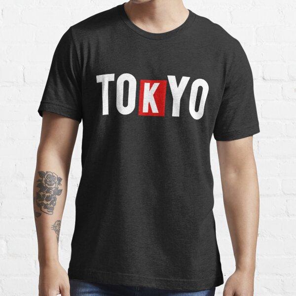 La casa de papel chemise Tokyo T-shirt essentiel