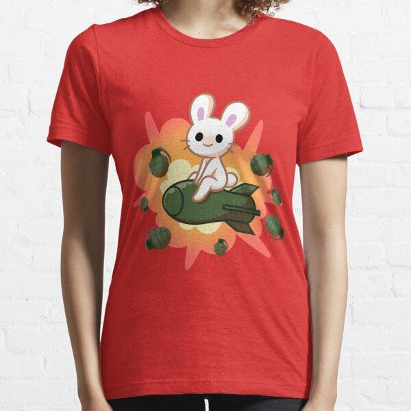 Bunny Bomb Essential T-Shirt