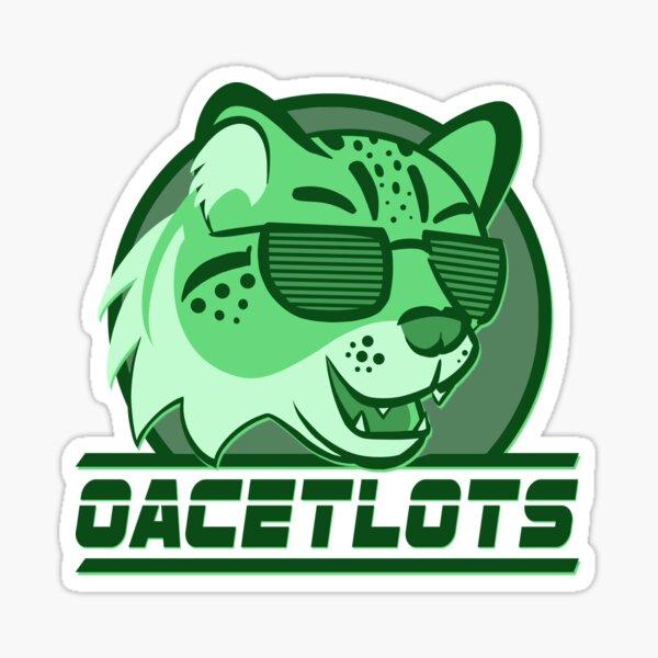 OACETLOTS team logo Sticker