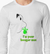 Booger Long Sleeve T-Shirt