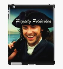 Ross Poldark in Cornwall iPad Case/Skin