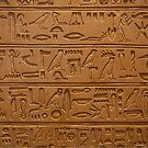 hieroglyphics  by BlaizerB