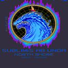 North Shore Big Wave Science by GUS3141592