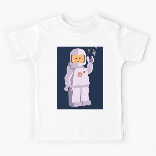 Space Astronaut Kids T-Shirt