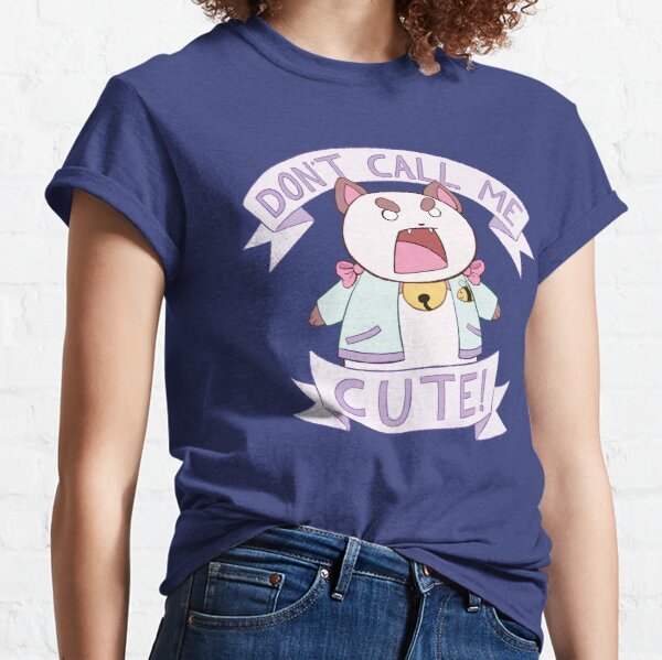 Puppycat - Don't Call Me Cute!  Classic T-Shirt