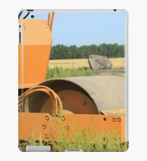 Construction Equipment iPad Case/Skin