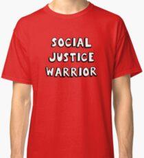 social justice warrior Classic T-Shirt