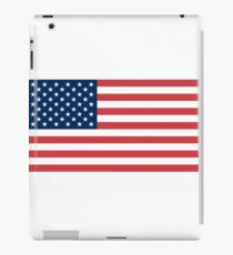 USA Flag iPad Case/Skin