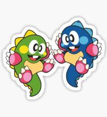Bubble Bobble Sticker
