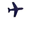 blue plane by BlaizerB