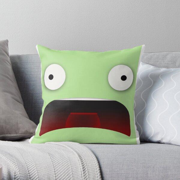 Kerbin, we have a problem! Throw Pillow