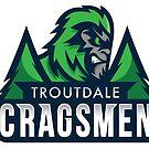 Troutdale Cragsmen by Ashley Loonam